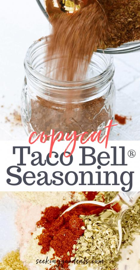 Copycat Taco Seasoning