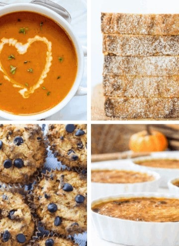 keto and low carb pumpkin recipes