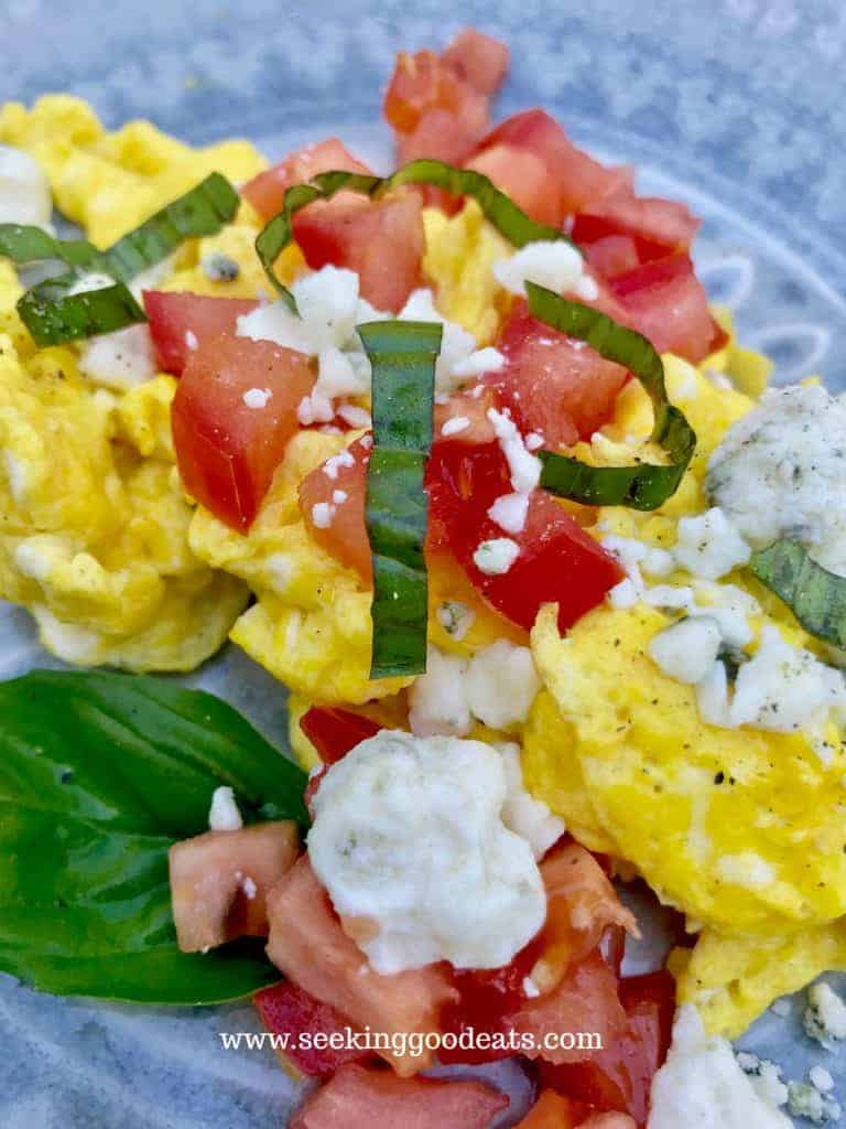 Fast and Easy Keto Breakfast Ideas, Seeking Good Eats