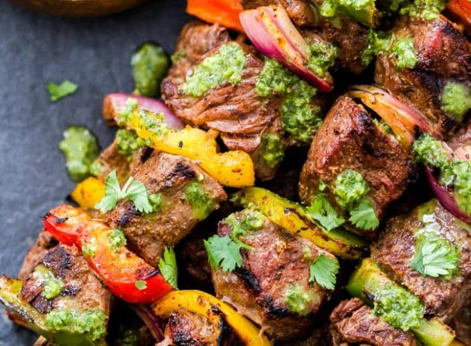 Perfect low carb and keto grilling recipes for your next cookout, dinner, or party. Easy to prepare and make ahead for a crowd.