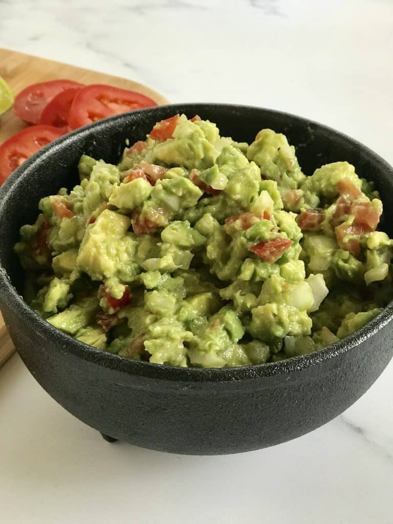 Easy Fresh Homemade Guacamole, Seeking Good Eats