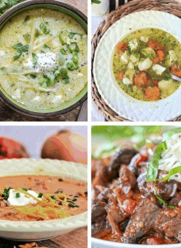 Keto Instant Pot Soups and Stews