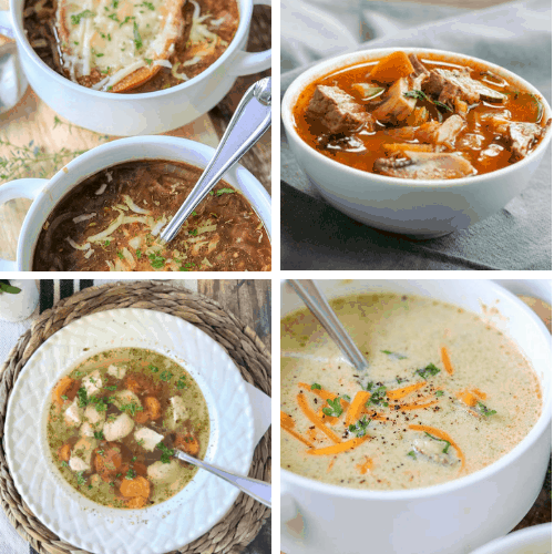 Instant Pot Soups and Stews