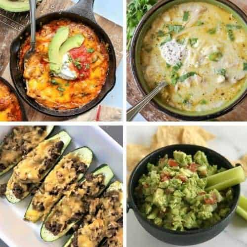 Mexican Recipes: 25+ Low Carb & Keto Dinner Ideas