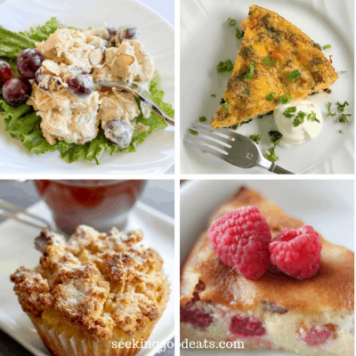 Mother's Day Brunch Menu Ideas (Keto Mother's Day Recipes)