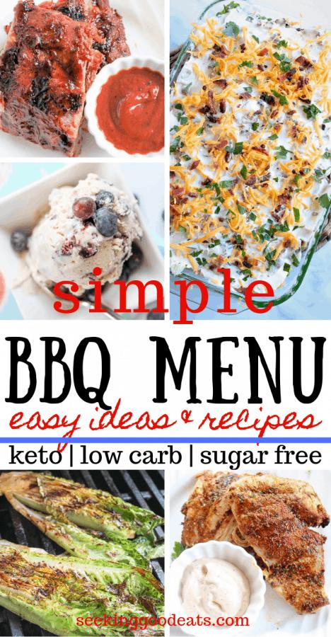 simple bbq ideas, Seeking Good Eats
