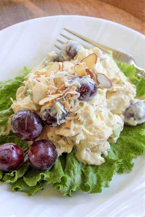 Hawaiian Chicken Salad (Keto Chicken Salad Recipe)