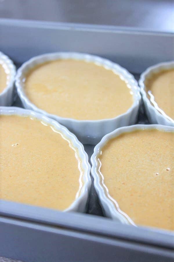 Keto Creme Brulee (Pumpkin Spice Creme Brulee)