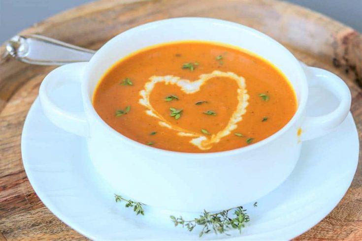 Keto Pumpkin Soup, Seeking Good Eats