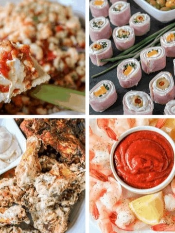 40+ Easy Low Carb and Keto Appetizers