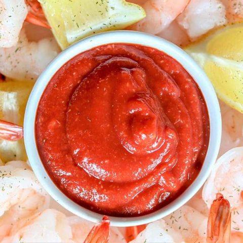 How To Make Cocktail Sauce (Seafood Sauce)