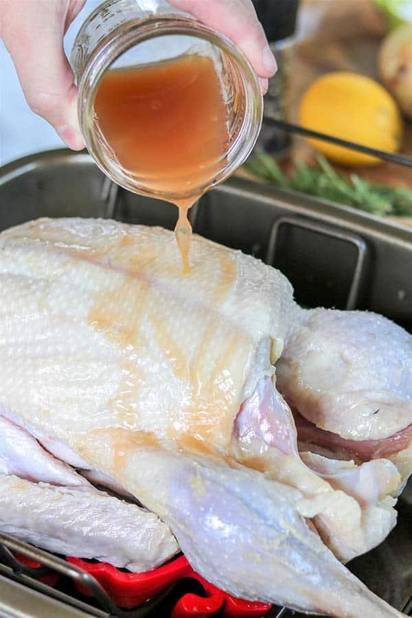 How to Roast A Goose (Christmas Goose Recipe)
