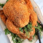 Juicy Turkey Recipe (Homemade Shake and Bake Seasoning Turkey - Keto)