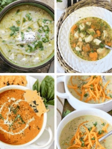 20+ Low Carb Keto Soups (Easy Soup Recipes)