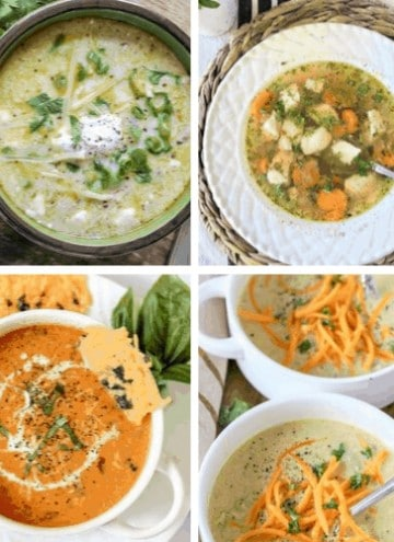 20+ Low Carb Keto Soups (Easy Soup Recipes)
