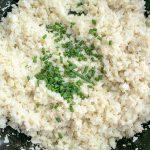 Coconut Cauliflower Rice (Keto Cauliflower Rice)
