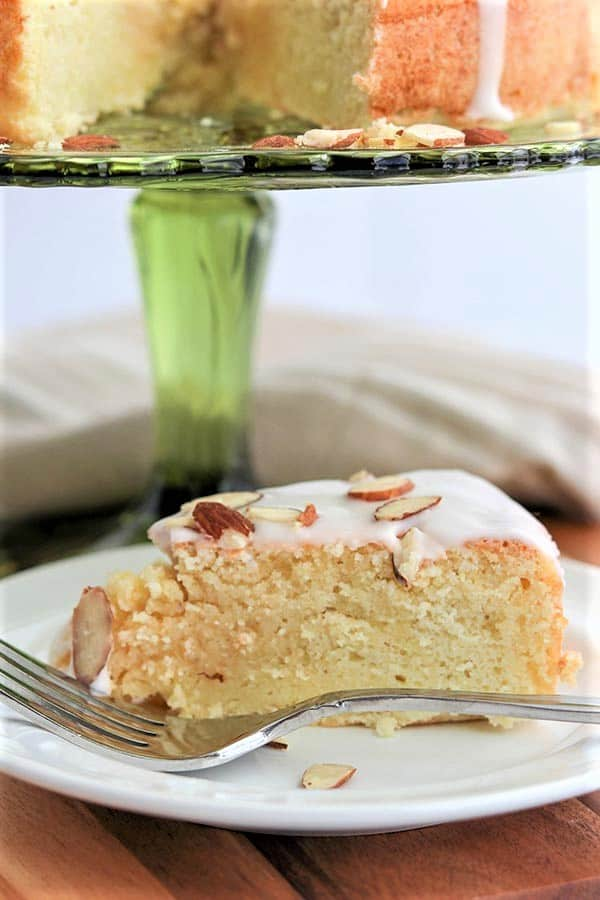 Best Almond Cake Recipe (Low Carb and Sugar Free Cake)