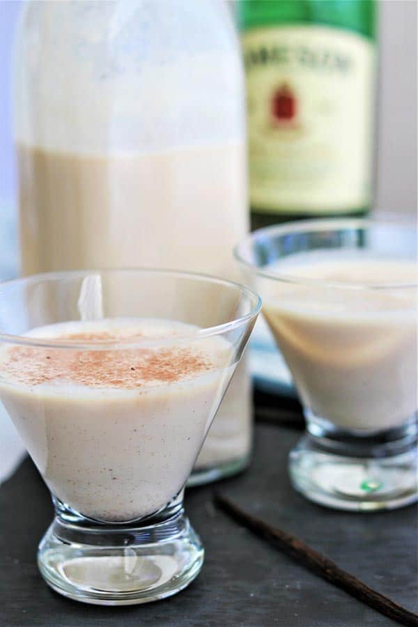 Irish Cream Recipe (Sugar Free Keto Cocktail)
