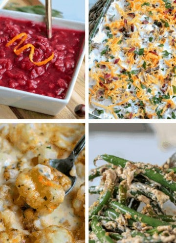40+ Christmas Side Dishes (Low Carb and Keto Side Dishes)