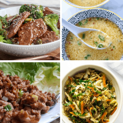 20+ Low Carb Chinese Food Recipes (Keto Chinese Takeout)