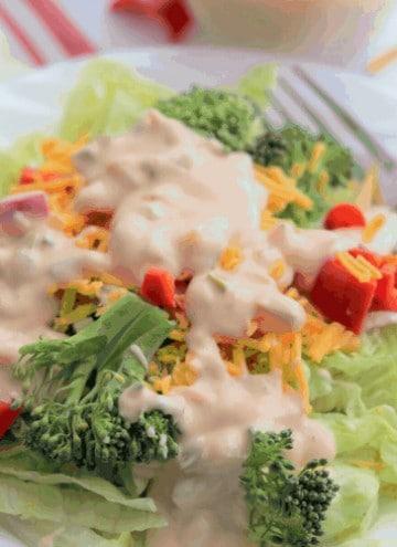 Keto Friendly Salad Dressings