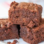 Brownies Recipe Fudgy