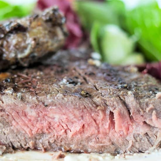 how to grill a ribeye steak, Seeking Good Eats