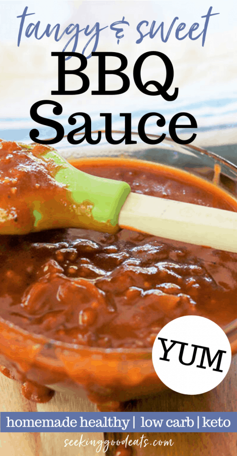 How To Make BBQ Sauce From Scratch (Sweet BBQ Sauce Recipe)
