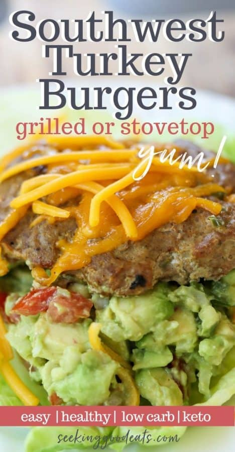 Southwest Turkey Burgers On The Grill Recipe