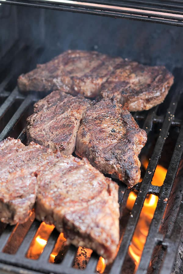 How To Grill A Ribeye Steak