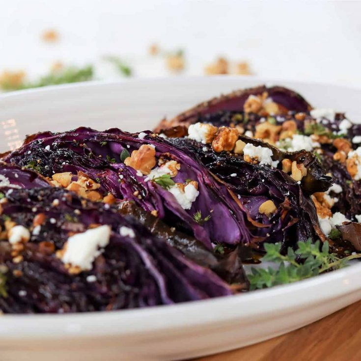 red cabbage recipe, Seeking Good Eats