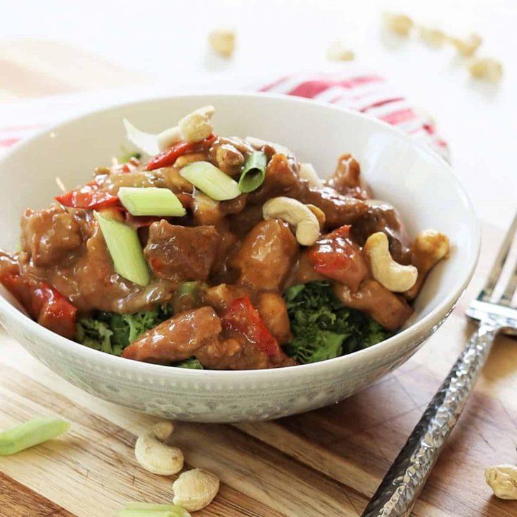 Crockpot Cashew Chicken, Seeking Good Eats