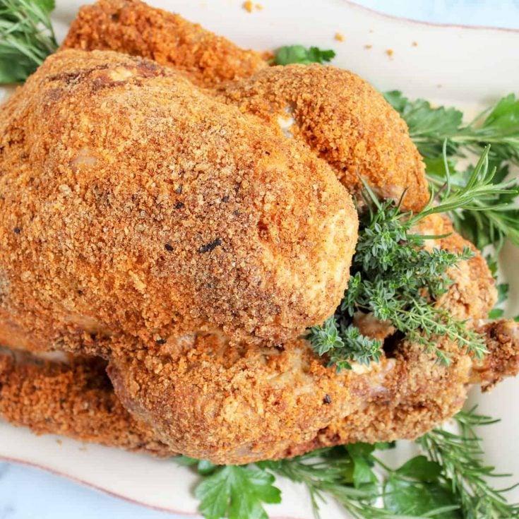 Best Juicy Turkey Recipe, Seeking Good Eats
