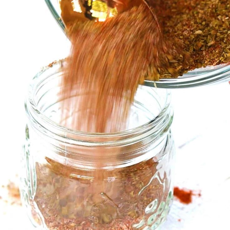 Copycat Taco Seasoning Mix, Seeking Good Eats