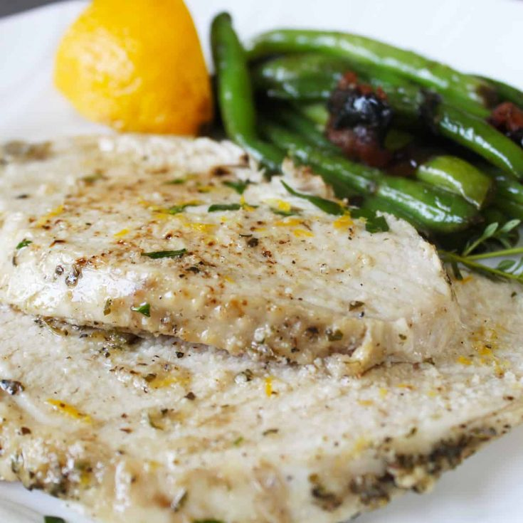 Juicy Slow Cooker Tuscan Turkey Breast, Seeking Good Eats