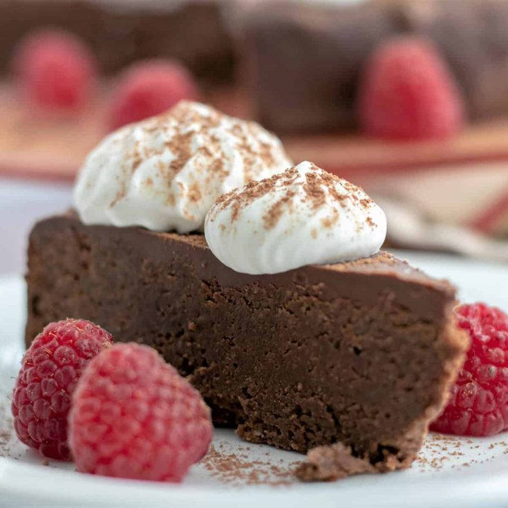 chocolate torte recipe, Seeking Good Eats