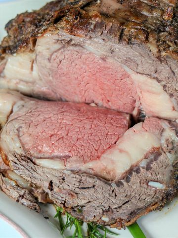 How To Cook A Prime Rib Roast, Seeking Good Eats