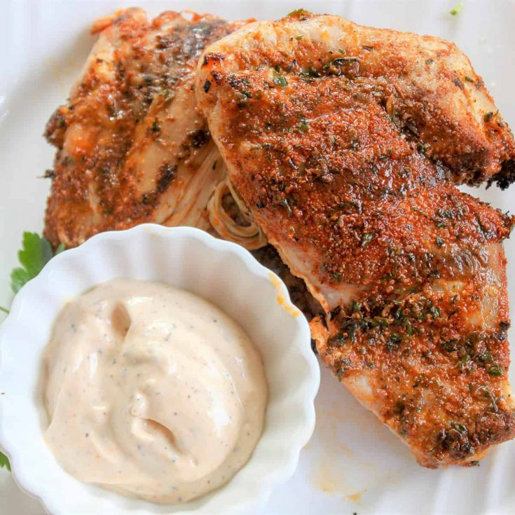 best grilled chicken recipe, Seeking Good Eats