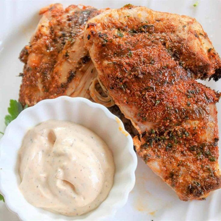 best grilled chicken recipe, Seeking Good Eats