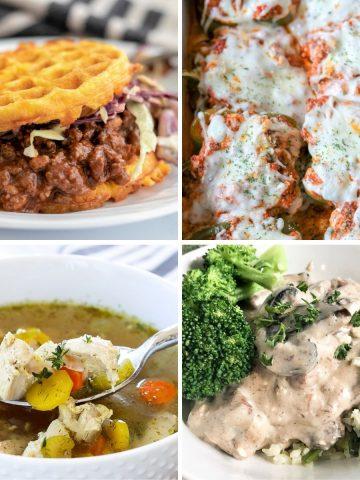 Fast and Easy Keto Dinner Ideas, Seeking Good Eats