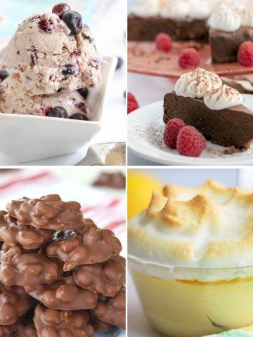 Keto Desserts, Seeking Good Eats