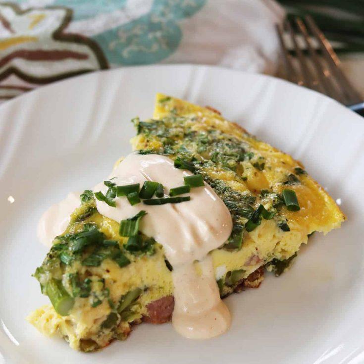 Easy eggs benedict, Seeking Good Eats
