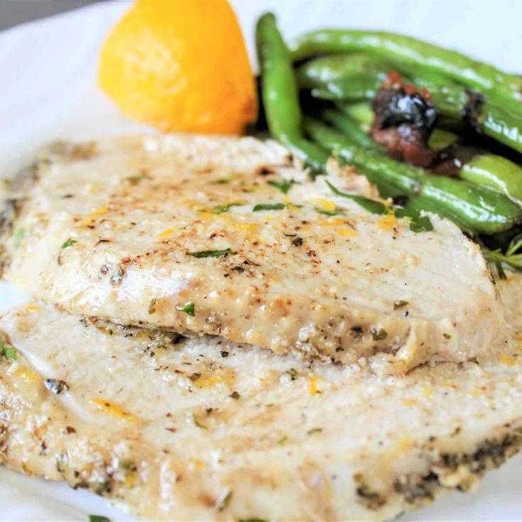 Slow Cooker Turkey Breast, Seeking Good Eats